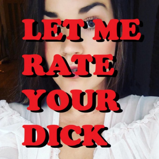 Yay! I just sold my Store Item: Dick Rating! Check it out here https://t.co/ekstHlgzZi #MVSales https://t