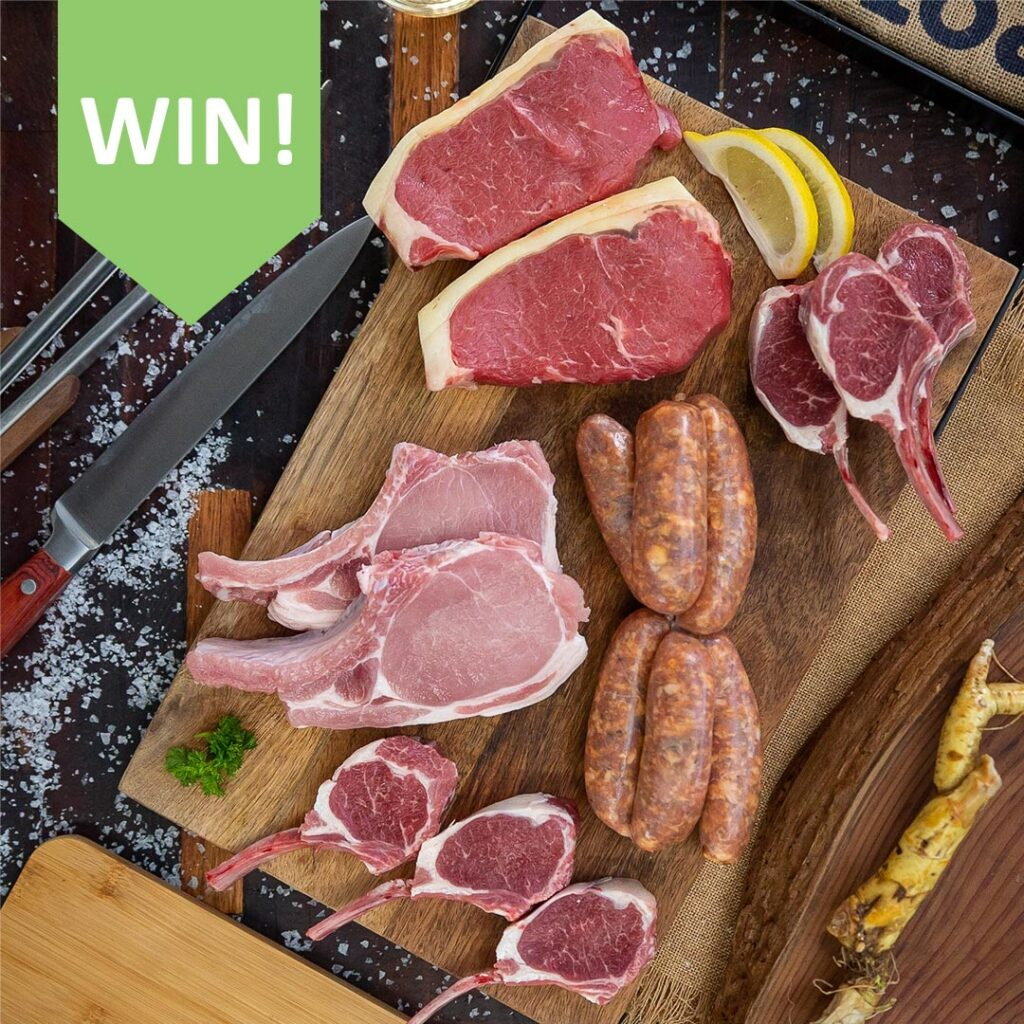 ⭐ 🥩 IT'S #COMPETITION TIME 🍖 ⭐Together with our friends at @neilsmeats, we're giving away 2 X meat trays for you & a friend to enjoy! And considering we're in prime #barbecue season, why wouldn't you enter?  ENTER via our post on Instagram ➡️🖱️