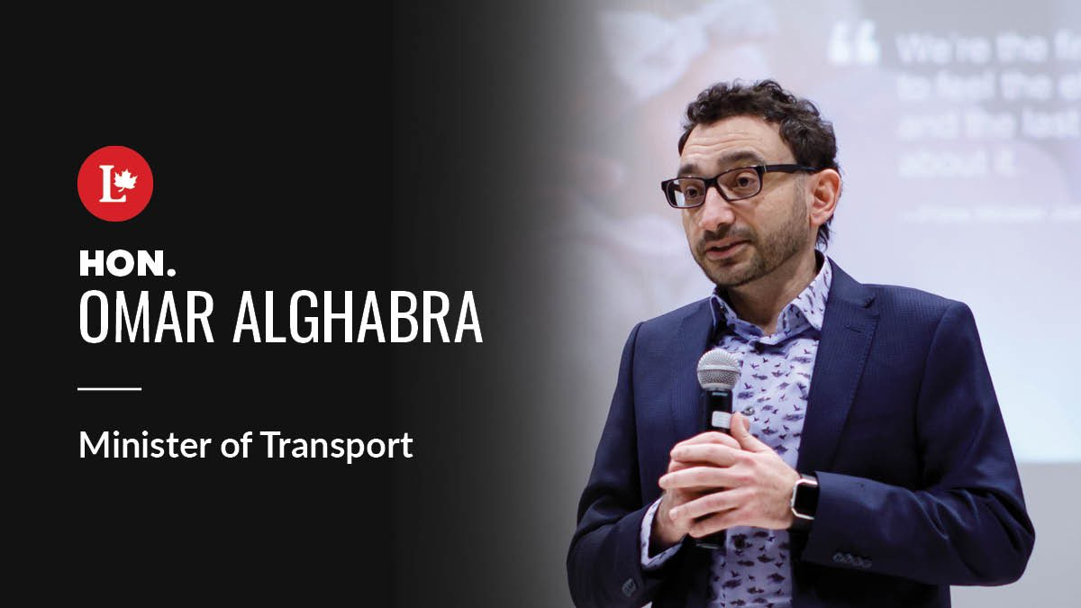 On behalf of #TeamCargojet we welcome & congratulate Hon. @OmarAlghabra as he takes on as Canada's Minister of Transport. We look forward to working closely with you & your team and serving Canadians coast to coast.