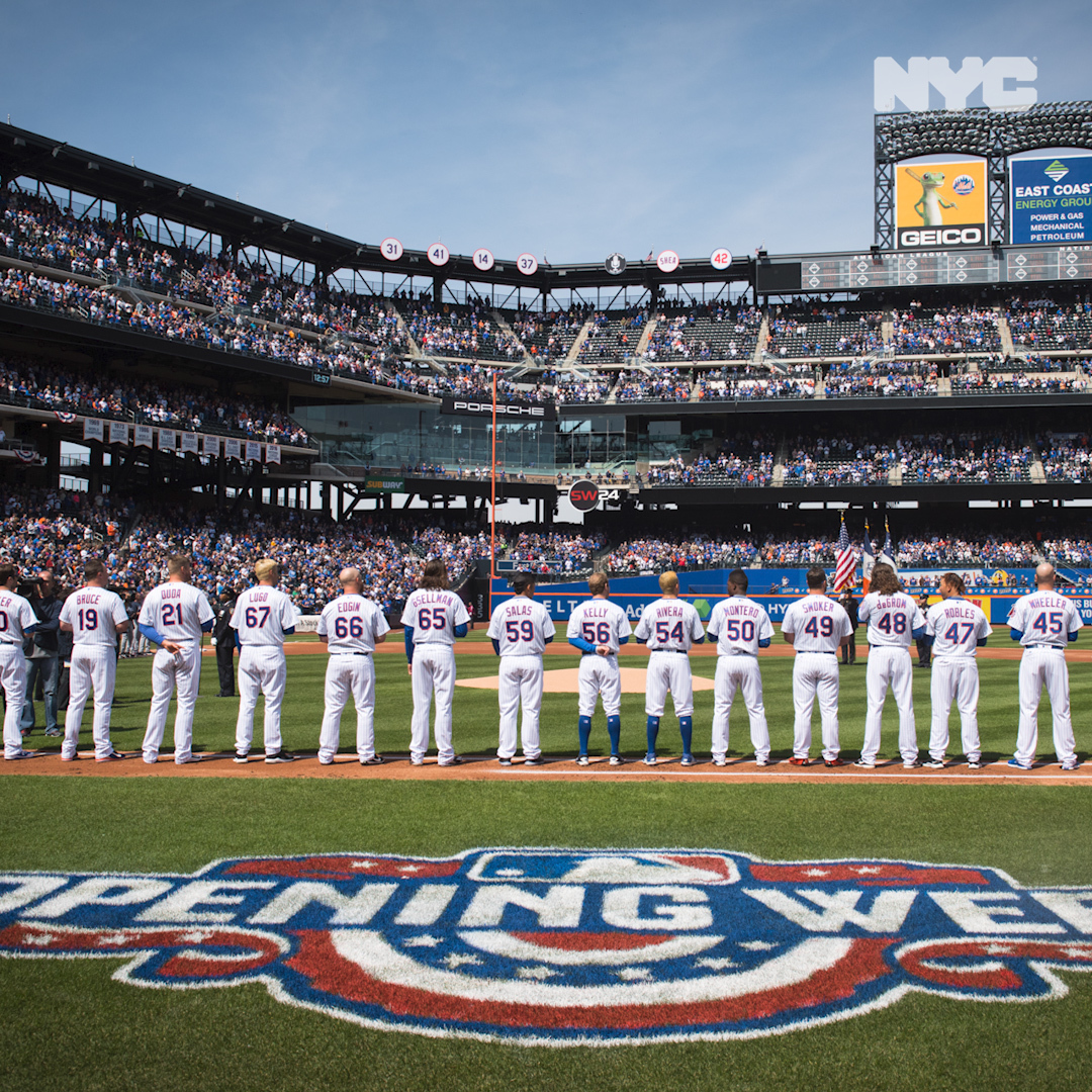 The @Mets have stepped up to the plate and we're about to knock #COVID19 out of our city.  This month, @CitiField will begin operating 24/7 for vaccine efforts. #NYCVaccineForAll