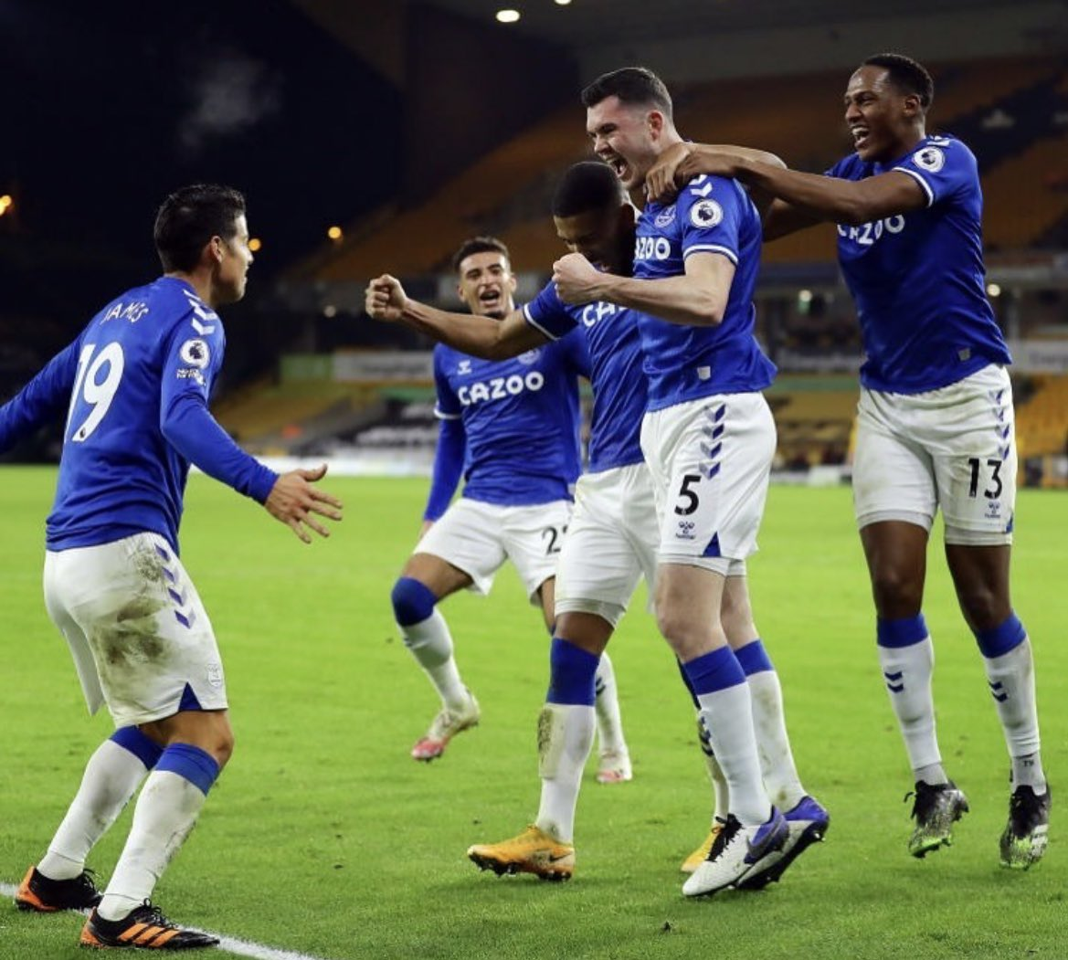 @michaelkeane04's photo on Everton