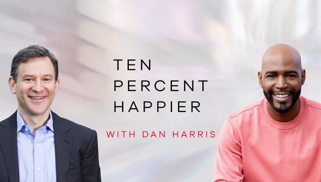 .@Karamo talks to @danbharris about how to practice self-love - and why doing so is the opposite of selfish. Listen to the @10percent podcast: