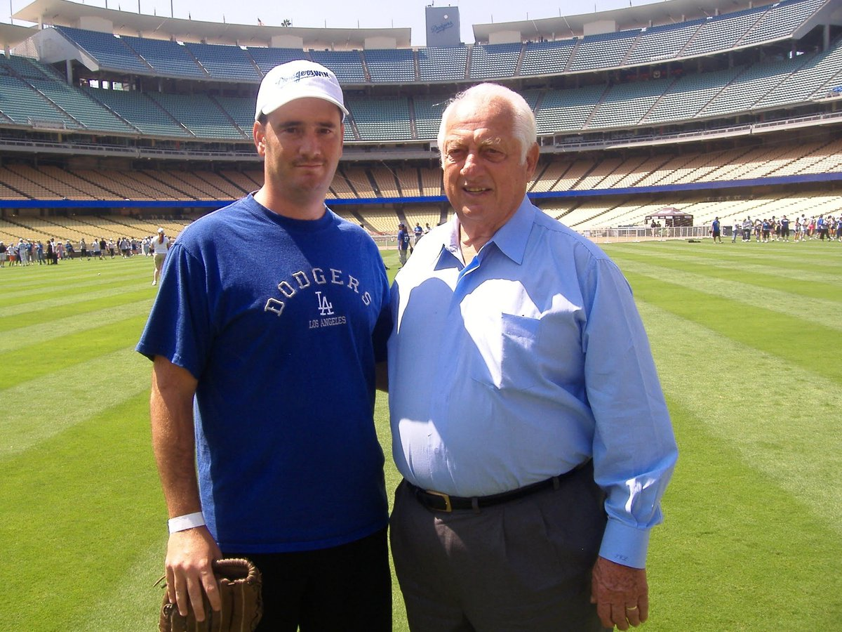 Mike and Dave talk with Jeremy Hamlett, our official west coast correspondent, to discuss the career of baseball legend and long-time Los Angeles Dodgers manager Tommy Lasorda after his recent passing. #podcast #Dodgers #RIPTommyLasorda