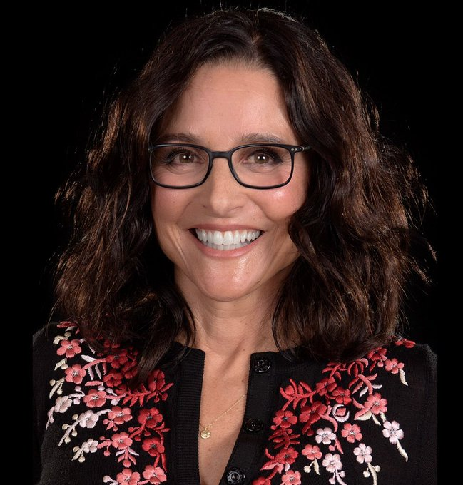 HAPPY 59TH BIRTHDAY - JULIA-LOUIS DREYFUS