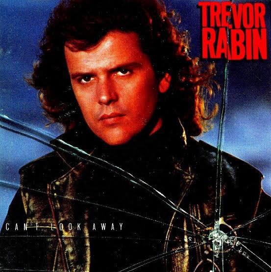 Happy Birthday Trevor Rabin     Can t Look Away