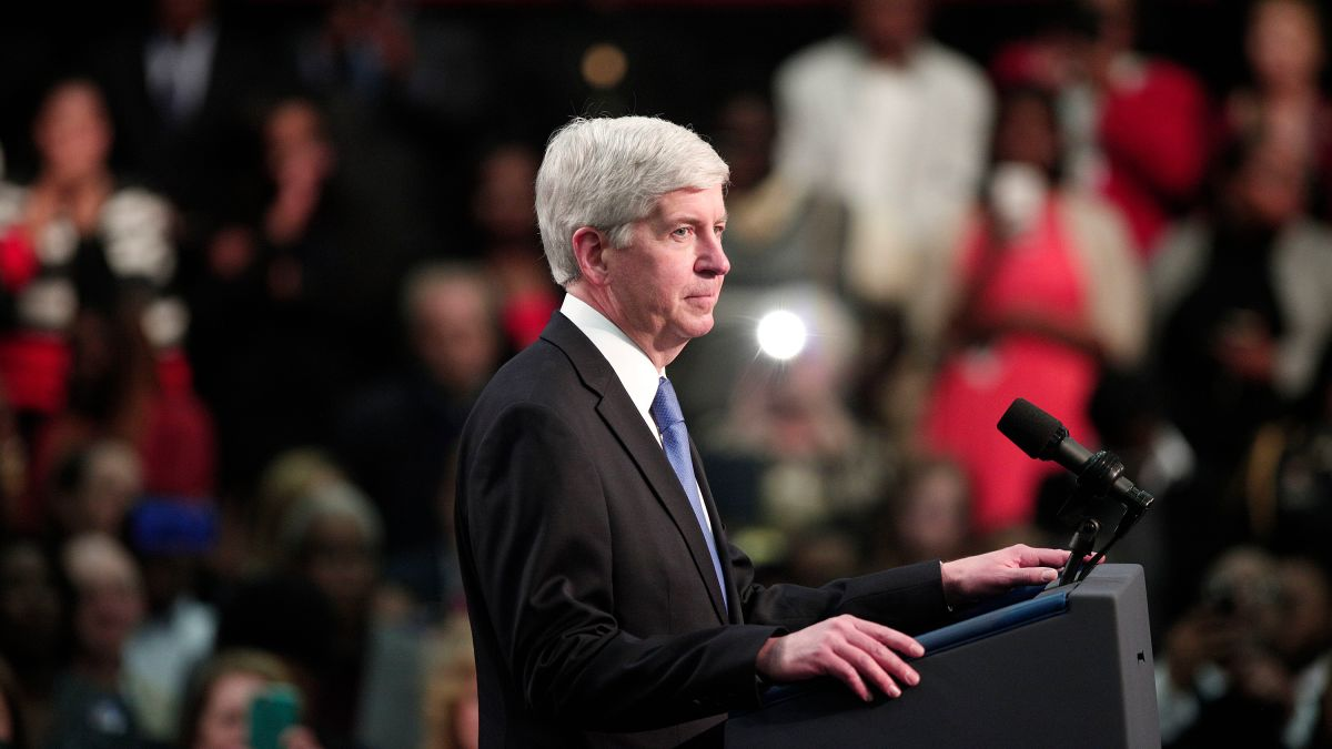 #Flint: Several Former Michigan Officials, Including Ex-Governor Rick Snyder, to Face Charges Over Flint Water Crisis