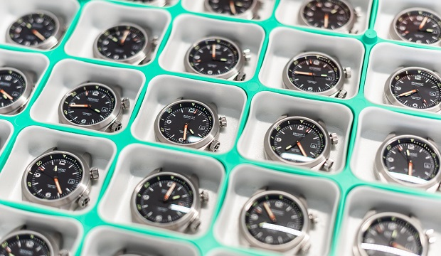 British luxury watch manufacturer @Bremont made the most of @SandvikCoromant and DMG MORI's strategic partnership as it introduced a turnkey manufacturing cell to double capacity at its factory. https://t.co/eGuWfuc7Cz #watchmaking #manufacturing #machining #tooling https://t.co/uywyFfloa9