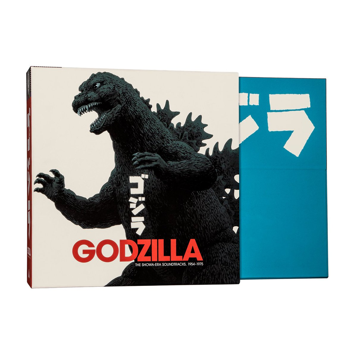 I can't stop thinking about this 18LP Godzilla boxset from @waxworkrecords