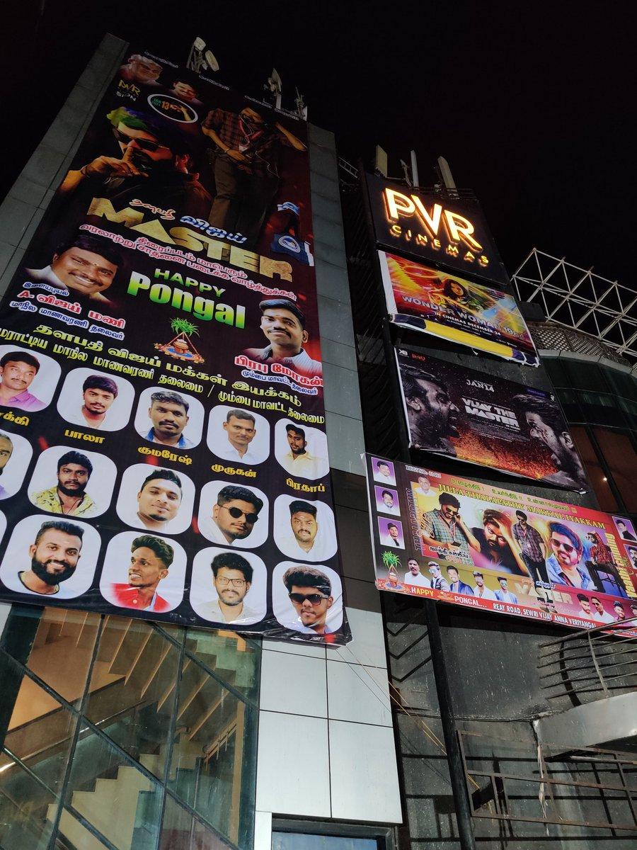 #MasterFDFS 6:01 am show at PVR, Sion, Mumbai. Very xcited! #MasterPongal #Mass #ThalapathyVijay #Celebration #CinemasAreBack #Master #ThalapathyVsSethupathi @XBFilmCreators @actorvijay @VijaySethuOffl @Dir_Lokesh @anirudhofficial @MalavikaM_ @imKBRshanthnu @iam_arjundas