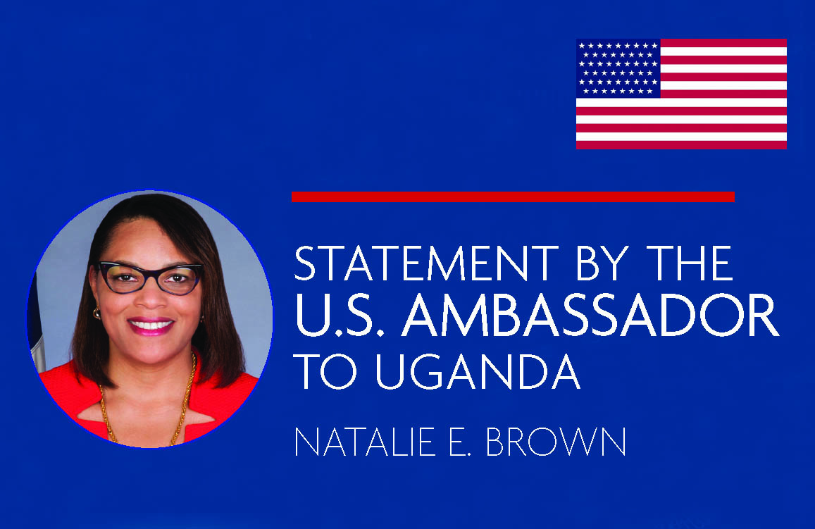 Sadly, I announce 🇺🇸 decision not to observe #Uganda's elections due to @UgandaEC's decision to deny more than 75% of our accreditation requests (see ). A robust contingent of observers, including local entities, promotes transparency & accountability.