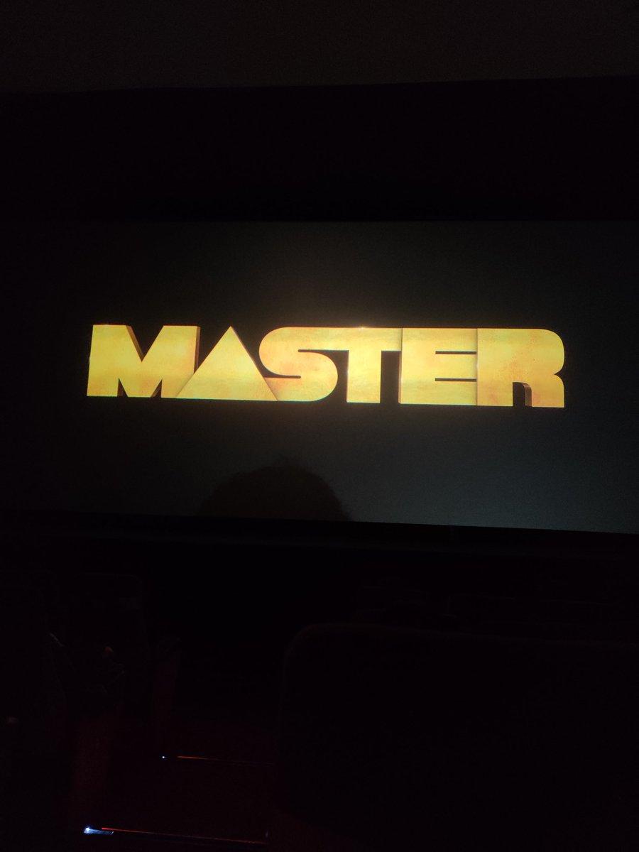 #MasterFDFS @actorvijay's entry scene is dhamaal and full mass! #Master #MasterPongal #Mass #ThalapathyVijay #Celebration #CinemasAreBack #Master #ThalapathyVsSethupathi @XBFilmCreators @VijaySethuOffl @Dir_Lokesh