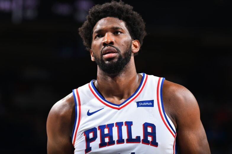 @TheHoopCentral's photo on Joel Embiid
