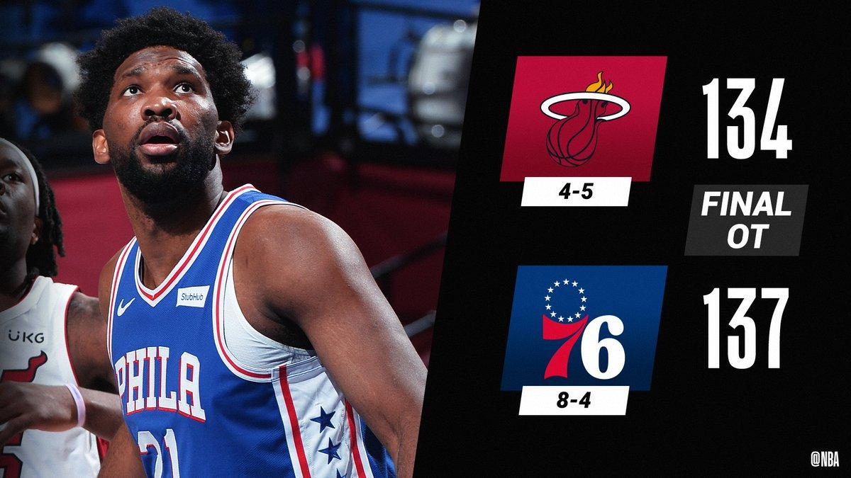@NBA's photo on Joel Embiid