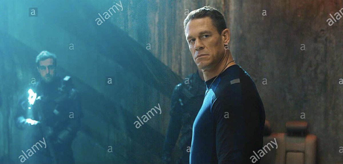 Few HD but awfully watermarked stills of @JohnCena from the #FastAndFurious9 trailer. I cannot wait to watch F9 in the the theatres, how about you?🔥🤙🏼 Check out more stills on my IG! • • • • #JohnCena #FastAndFurious #Fast9 #F9 #JakobToretto #FastAndFuriousMovie