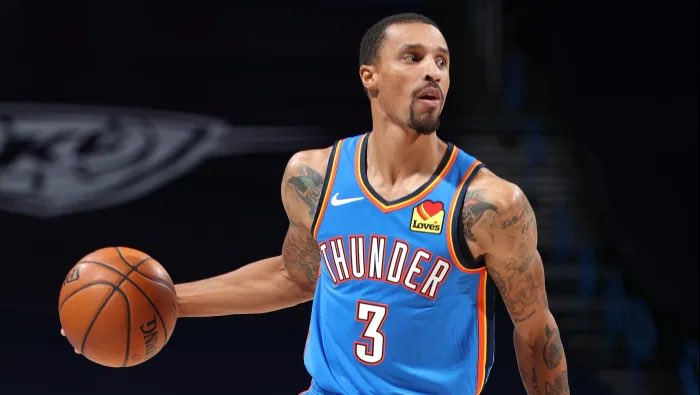 @TheHoopCentral's photo on George Hill