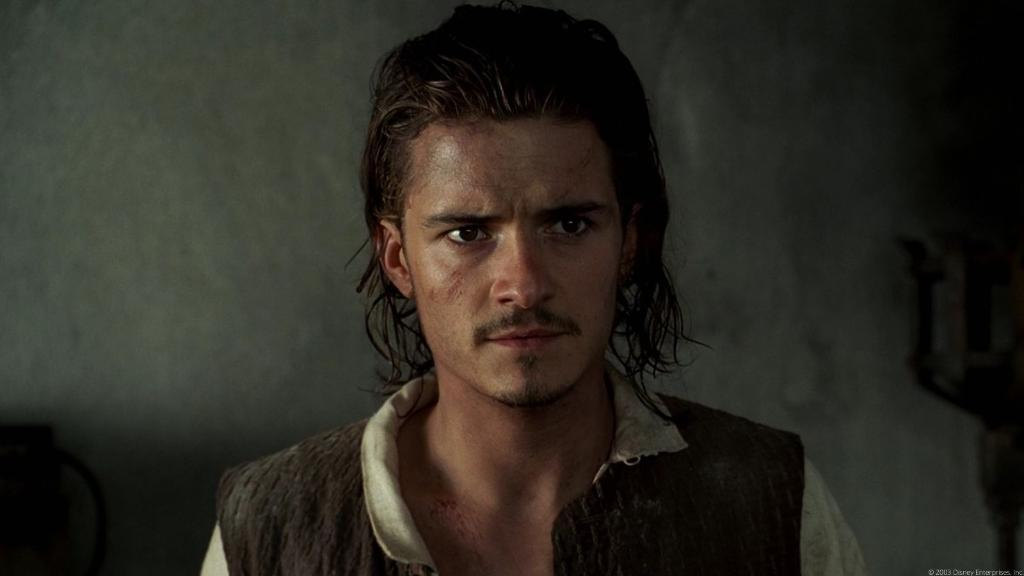 The only apprentice we d let play sword with our hearts.  Happy Birthday, Orlando Bloom
