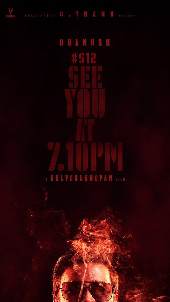 Get ready for the fireworks 🔥🔥🔥 @selvaraghavan  @dhanushkraja  @theVcreations @thisisysr @Arvindkrsna @kabilanchelliah @kunaldaswani @selvaraghavan