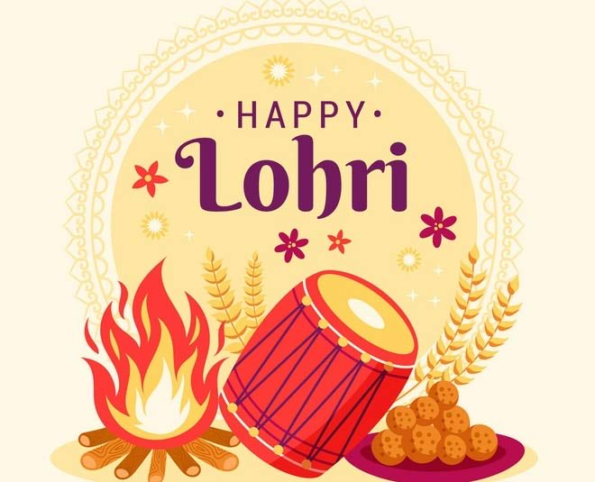 May this Lohri bring lots of laughter, happiness, prosperity, and success to your home. #HappyLohri