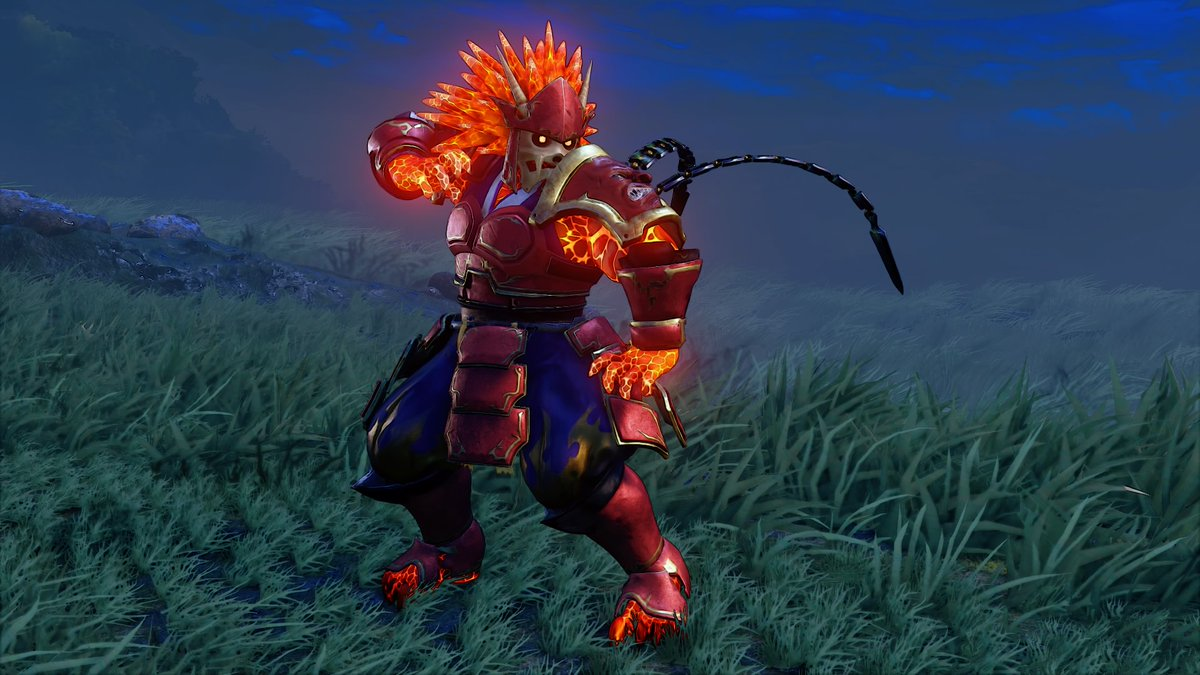 Embrace the Satsui no Hado with the FIGHTING EX LAYER Garuda crossover costume for Akuma available NOW!   Beat your opponent once in Extra Battle to unlock this costume! 👹👿