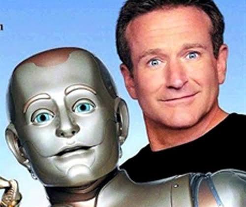 """""""O homem bicentenário"""" é um filme INCRÍVEL! Meu, que falta faz o Robin Williams, um Baita ator! Que saudade! Andrew é um papel MEMORÁVEL! Entre MUITOS na sua brilhante carreira 🖤  Eterno! 🙏🏻🙏🏻🙏🏻🙏🏻  #OHomemBicentenario #corujao #robinwilliams"""