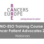 Image for the Tweet beginning: [WEBINARS 💻] RCE-ESMO-ESO Training Course