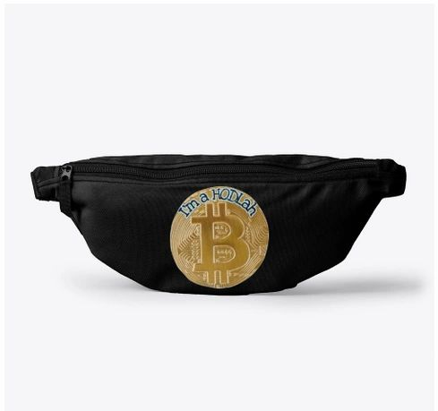 Bring back the 90's! ➡️ Show your support for bitcoin today with a good old fanny pack! Main Store:   #fannypack #fanny #bitcoin #btc #btcmerch #bitcoinmerch #clothing #clothes #bringbackthe90s #merch #cryptoquandary #teespring #trend