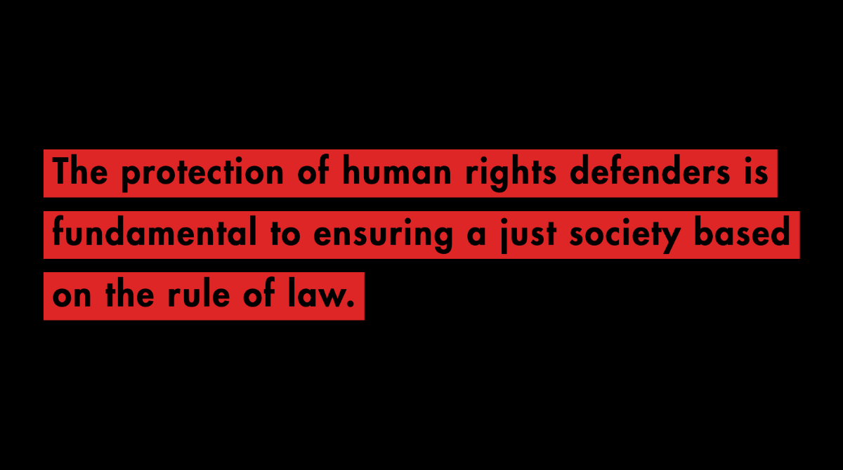 🇨🇩 #DRC: The UN Human Rights Committee finds the Democratic Republic of Congo violated the right to life of leading human rights defender Pascal Kabungulu who was killed in an extrajudicial execution, in front of his family.  Read more 👉   #ICCPR