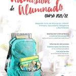 Image for the Tweet beginning: Convocatoria de admisión de alumnado