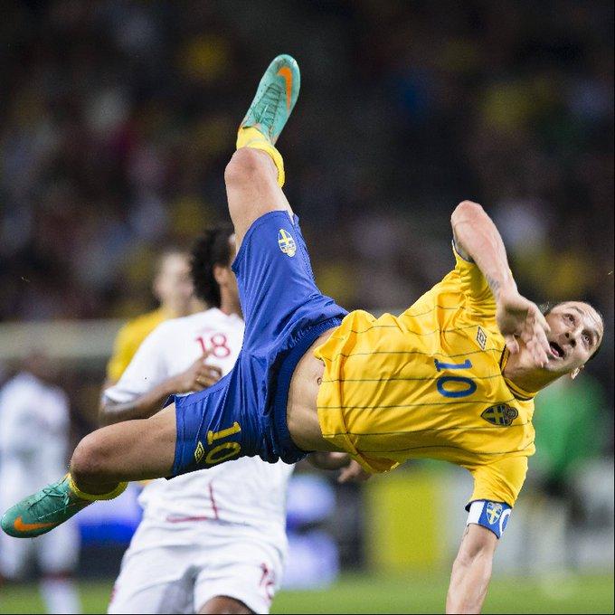 Tarihte Bugün - 2013  #Zlatan Ibrahimovic #Puskas ödülünü kazandı!