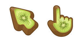 Kiwi is a small tasty fruit that has a sour, sweet flavor and has a lot of healthy vitamins. #CustomCursor #Cursor #pointer #Materials #MaterialsCursors #3D #Food #Fruit #Berry #Green #Kiwi #Tropical  https://t.co/XnRrPcfkh8 https://t.co/zjTQlxYuRT