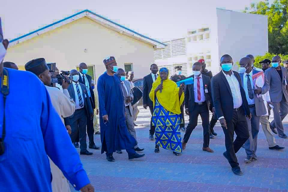 .@ProfZulum orders employment of 40 more Doctors for Borno hospitals  .. Approves new land for expansion of specialist hospital