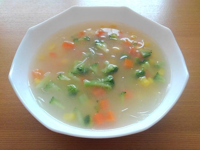 ペースト スープ 香味