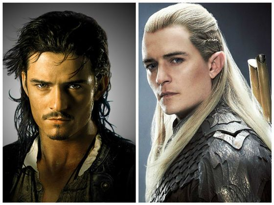 Happy birthday to Orlando Bloom, brining us the joy of Legolas and Will Turner to say a few