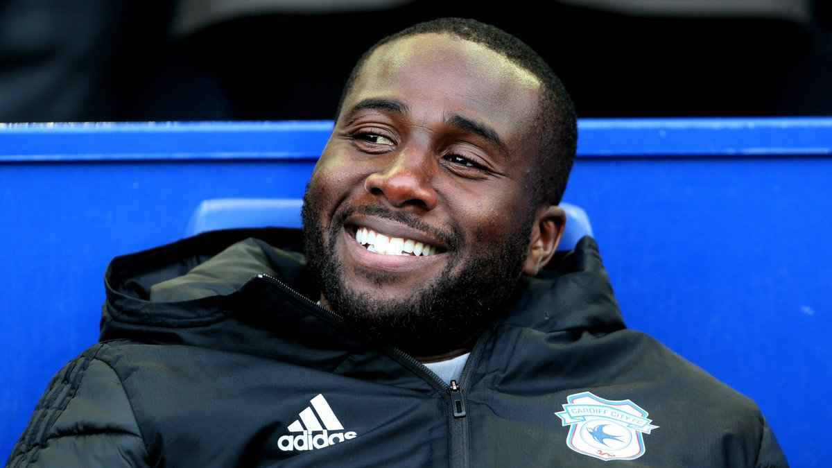 🎂 Happy birthday, @Sol14Bamba 💙  🌍 The football world stands with you in your fight 💪  #HBD | @CardiffCityFC | @FIFCI_tweet