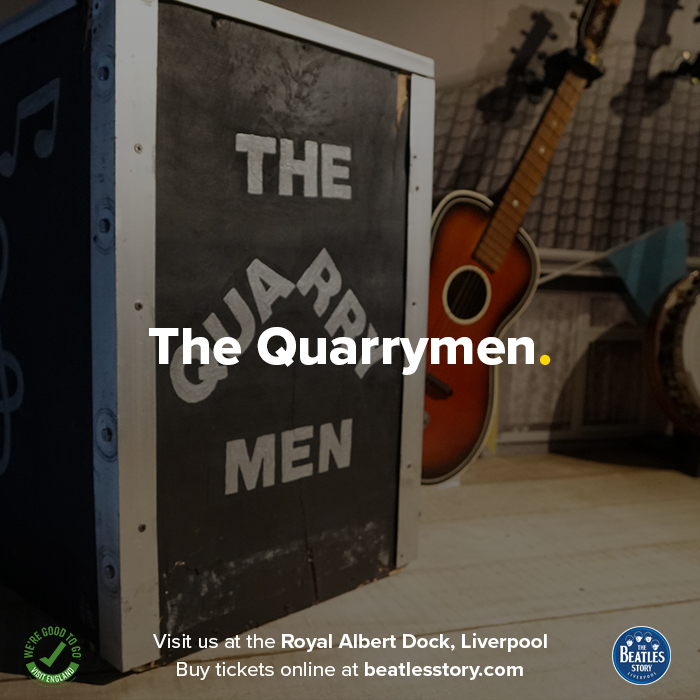 The Quarrymen's first performance at @cavernliverpool with@PaulMcCartney took place #onthisday in 1958. 🎸  #sundayvibes https://t.co/s2ygb6KyFM