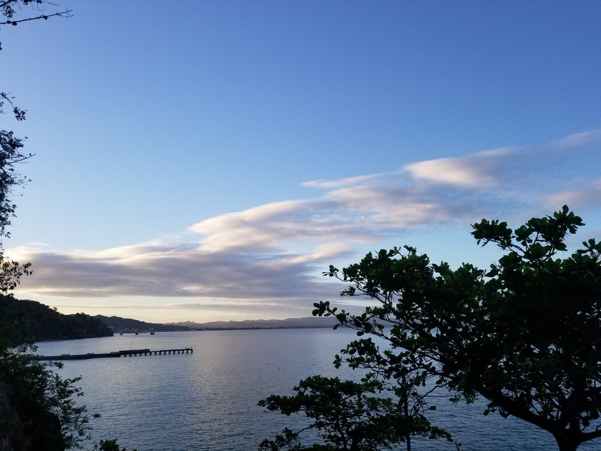Looks like it might be a beautiful day on Crash Boat Beach Aguadilla Puerto Rico.@nelsonqatlanta @DeborahTiempo @adamonzon