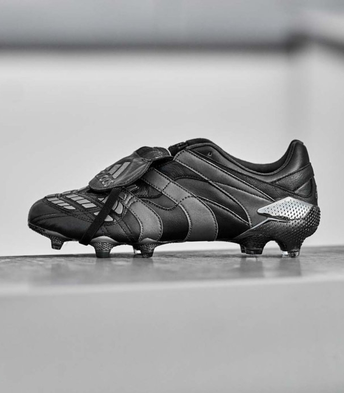 Put the felt tip pens away. @adidasfootball have answered your prayers, with the Predator Accelerator 'Eternal Class' in black, on black, on black.