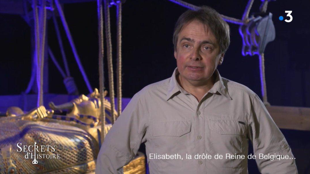 ⬇https://t.co/heuMXMHXq9  Rewatch the episode of Stéphane Bern's programme