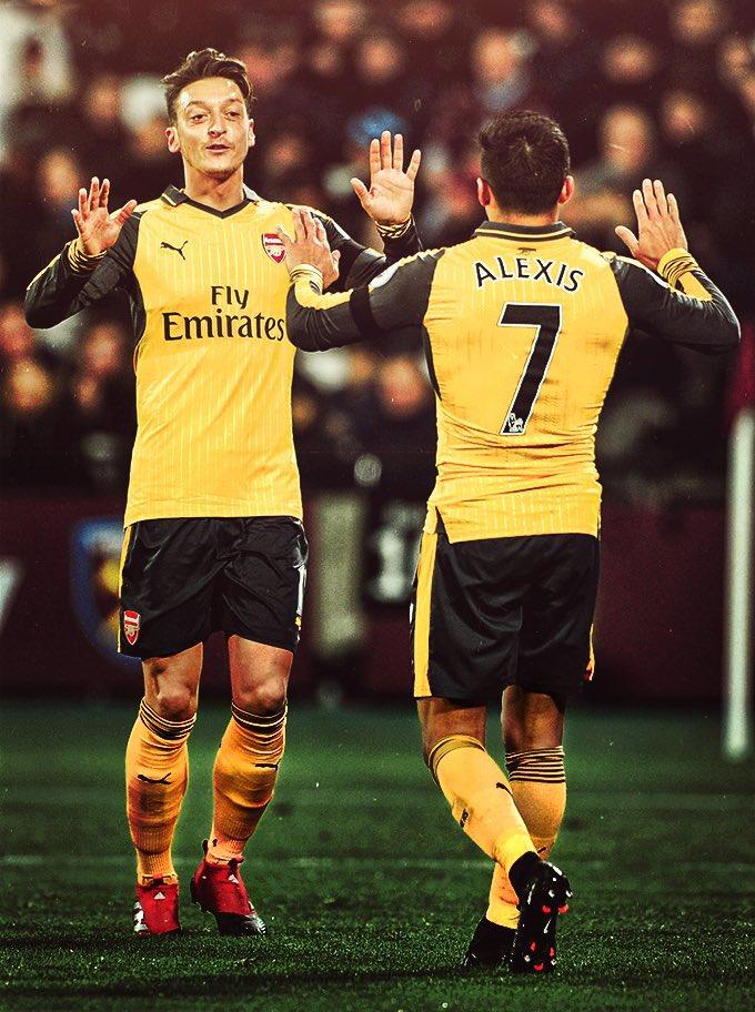 @Arsenal @HectorBellerin saka and gabi 2023
