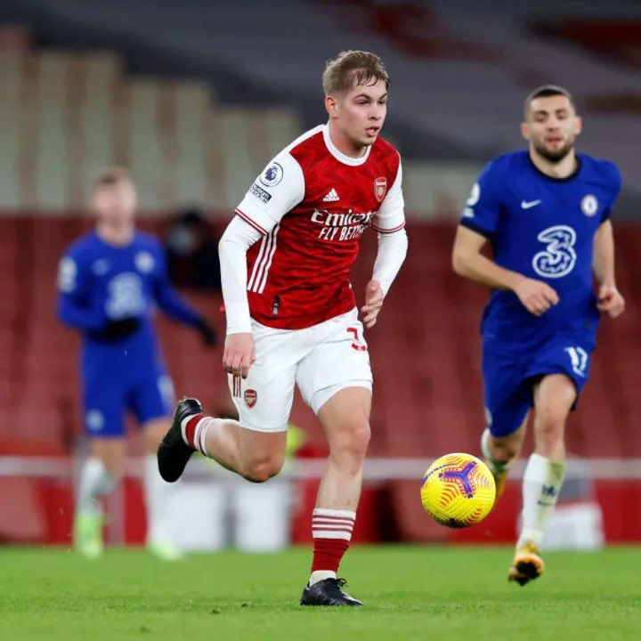 @Arsenal @HectorBellerin Has things going seems like Arsenal have changed their plan's because of ESR's when it obvious that we need Attacking Midfielders. Coz if Smith Rowe got injured the risk we hit us hard if the transfer window closed with no creativity players