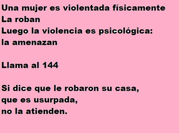 @LaPlataMLP @matiaspiparo Excepto a las #MujeresUsurpadas  #NiUnaMenos  #PintaElMundoDeNaranja