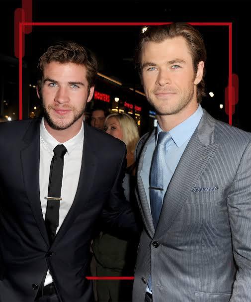 "Happy Birthday To  Chris Hemsworth\s Brother \""Liam Hemsworth\"""