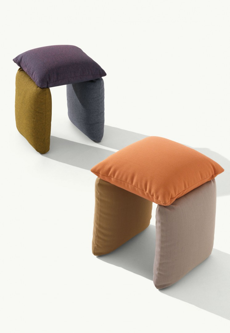 Pillow is inspired by our need to recharge our batteries and rest during the course of the day and by observing the convivial and social rituals that human beings adopt in different cultural contexts. Click below.  https://t.co/rCU9zOEvPm