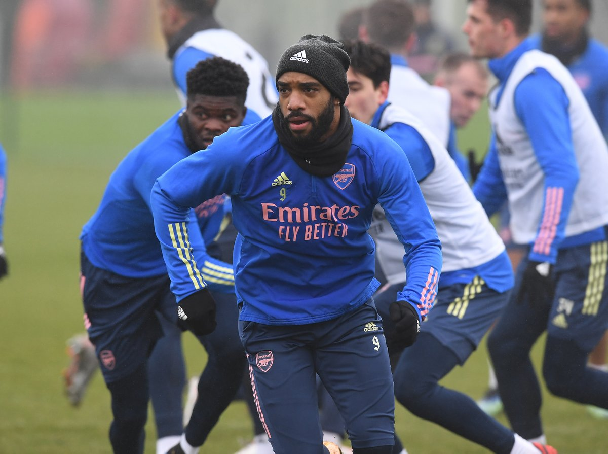 Full focus.  ♣ @LacazetteAlex