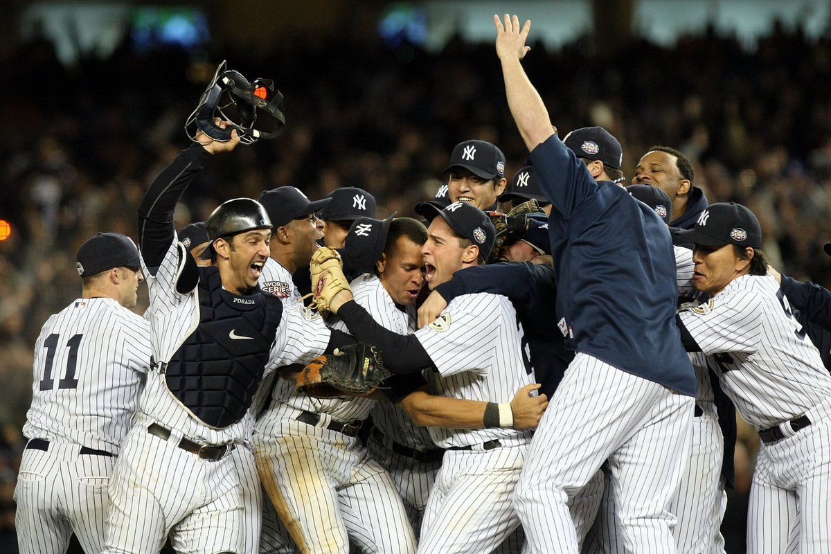 Who was your favorite player on the 2009 Yankees?