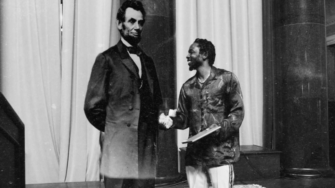 @BAMBOOMRAP's photo on Abraham Lincoln