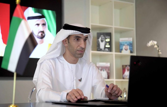 UAE, Israel have huge potential for economic cooperation: Al Zeyoudi Photo