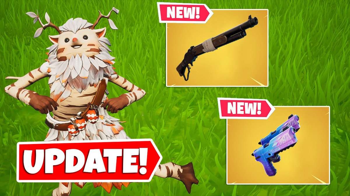 VALtheVAL - Everything new in the fortnite update! (v15.20)