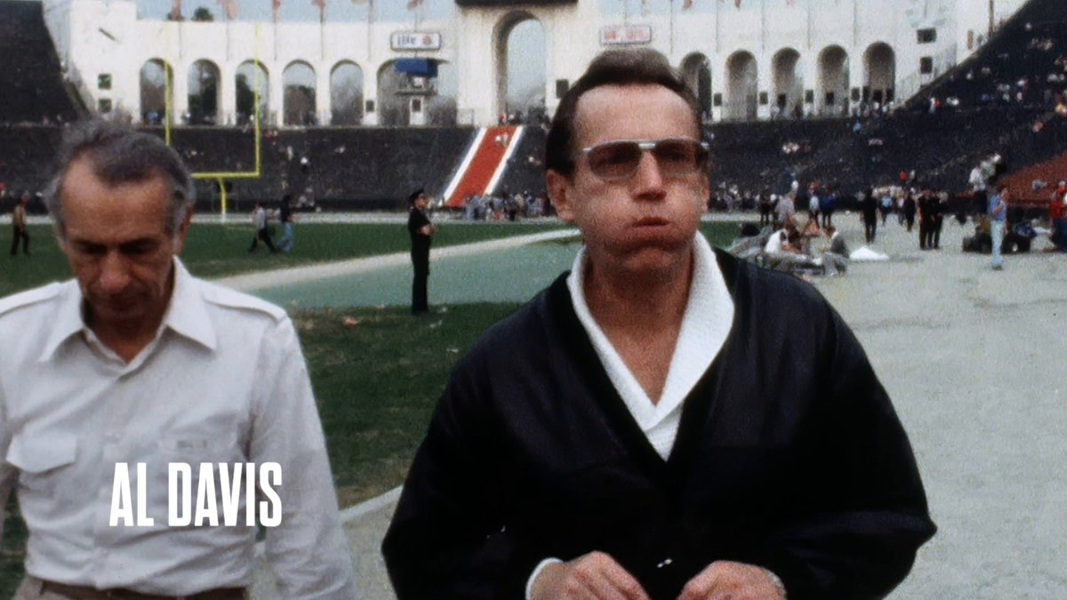 The feud that changed football forever.  Al Davis vs. The NFL premieres on February 4th. https://t.co/s2uKvor8Ul