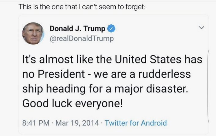 As I was saying:  There REALLY is a #Tweet for EVERYTHING #NoFlyList #NoFly #AmericanTerrorists #CapitolRiot #ImpeachandRemove #ImpeachTrumpAgainNOW